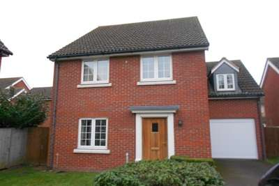 4 Bedrooms Detached House for rent in Red Lodge
