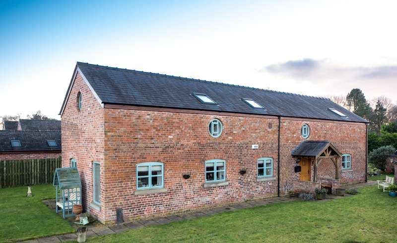 4 Bedrooms House for sale in 4 bedroom Barn Conversion Detached in Oakmere