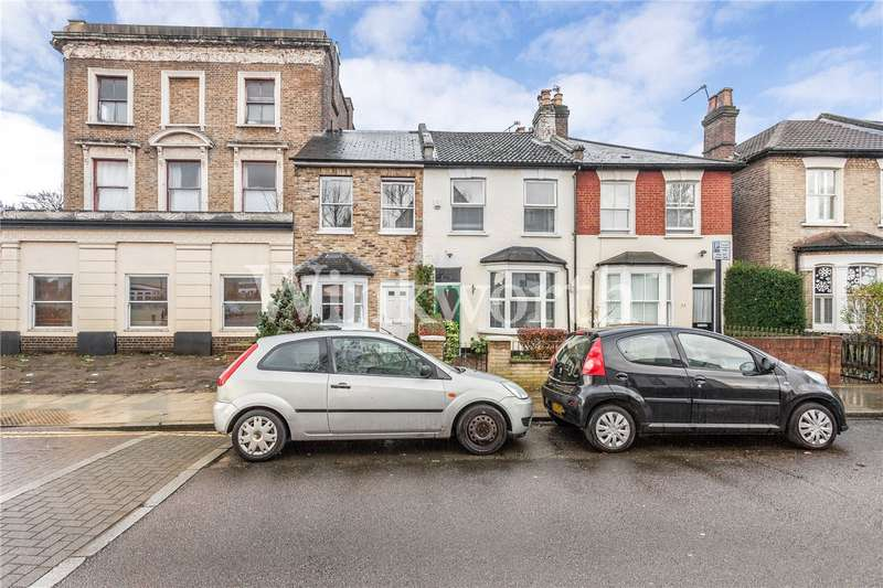 3 Bedrooms Terraced House for sale in Truro Road, Bowes Park, London, N22