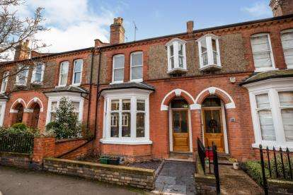 3 Bedrooms Terraced House for sale in Greatheed Road, Leamington Spa, Warwickshire, England