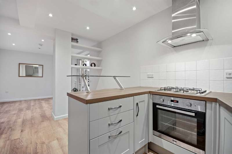 1 Bedroom Flat for sale in Abercorn Place, St Johns Wood