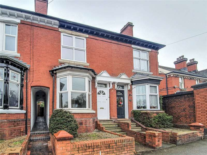 3 Bedrooms Terraced House for rent in Brook Road, Stourbridge, West Midlands, DY8