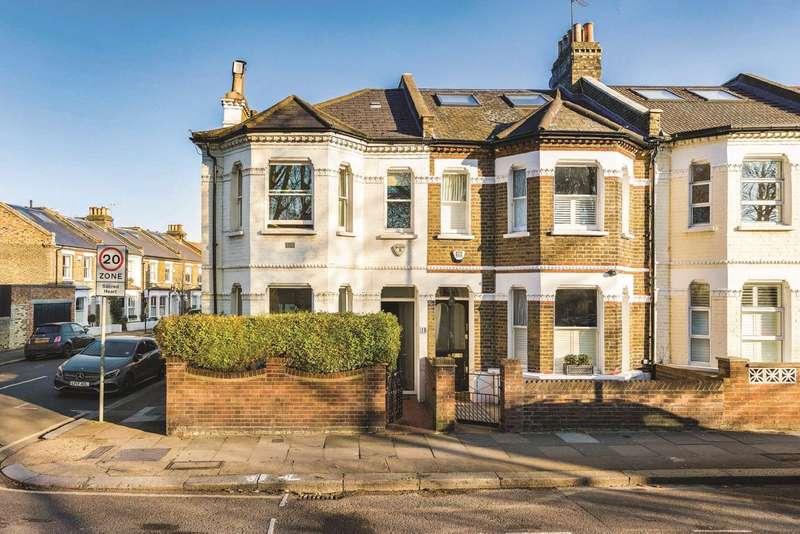 3 Bedrooms Semi Detached House for sale in Candahar Road, Battersea, London, SW11
