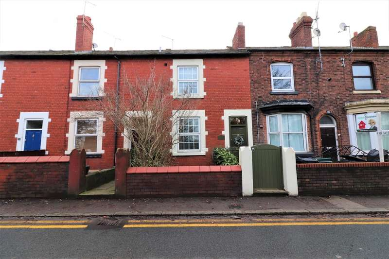 3 Bedrooms Terraced House for rent in Tarvin Road, Boughton