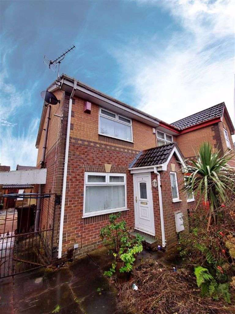 2 Bedrooms Semi Detached House for sale in Chelwood Drive, Manchester, Manchester