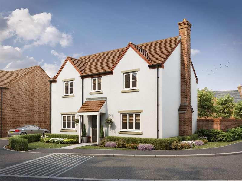 4 Bedrooms Detached House for sale in Kimcote Road, Gilmorton, Leics., LE17 5PB