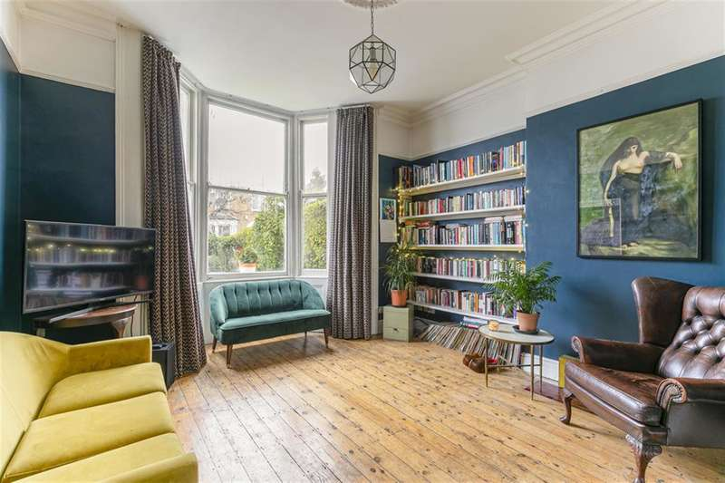 2 Bedrooms Ground Flat for sale in Lordship Park, London, N16