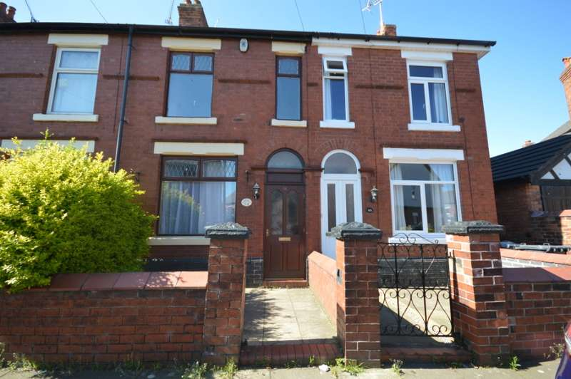 2 Bedrooms Terraced House for rent in George Street, , Sandbach, CW11 3BL