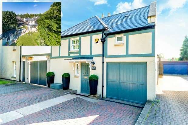 5 Bedrooms Detached House for sale in The Old Cottage, Whitesmocks, Durham City