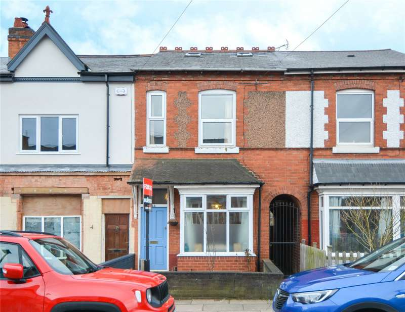 5 Bedrooms Terraced House for sale in Park Road, Bearwood, B67