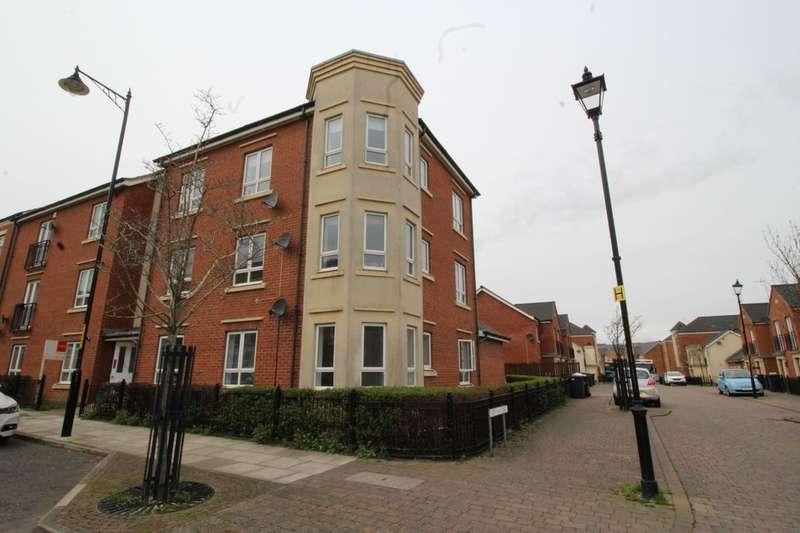 2 Bedrooms Flat for rent in Sea Winnings Way, South Shields, NE33