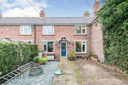 4 Bedrooms Terraced House for sale in Martlesham, Woodbridge