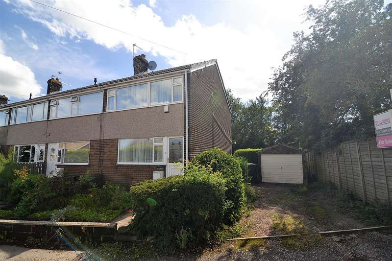 3 Bedrooms Town House for sale in Lower Hall Close, Liversedge