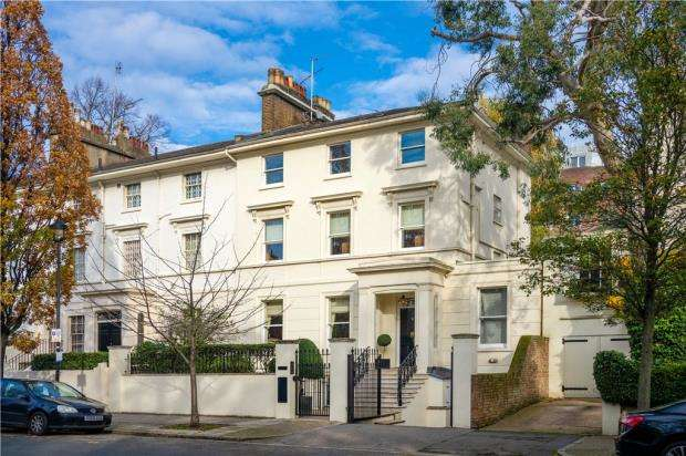 5 Bedrooms Semi Detached House for sale in Cavendish Avenue, St John's Wood, London, NW8