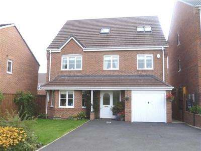 6 Bedrooms Property for rent in Galingale View, Newcastle-under-Lyme