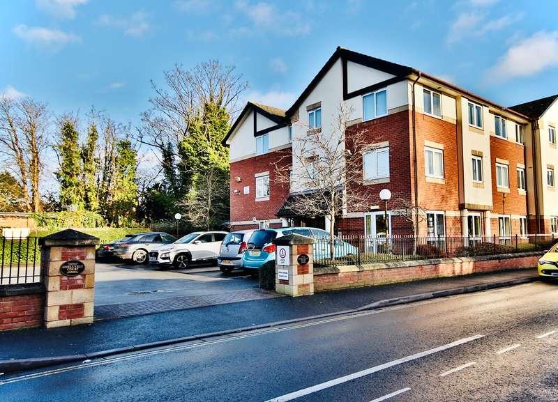 1 Bedroom Retirement Property for sale in Brook Street, Worcester, WR1