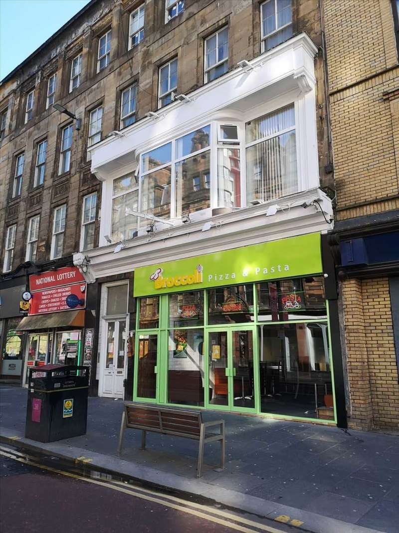 Shop Commercial for rent in Sauchiehall Street, Glasgow
