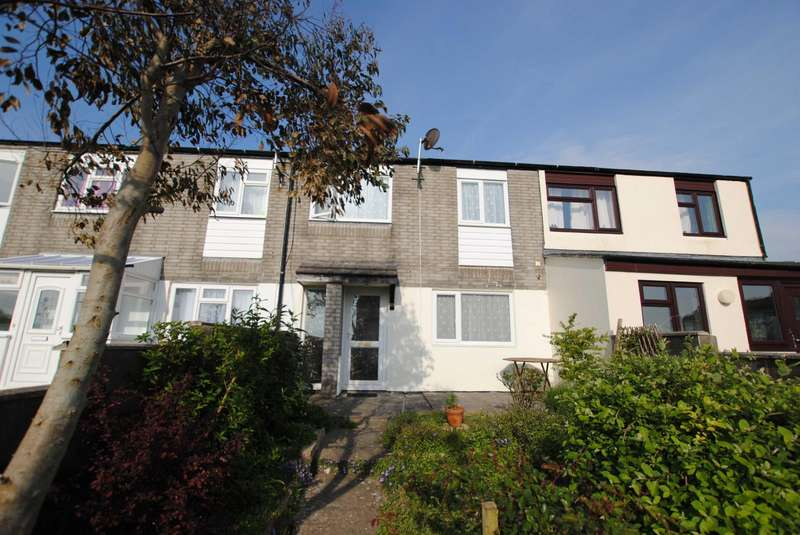 3 Bedrooms Terraced House for rent in Berries Avenue, Bude, Cornwall, EX23
