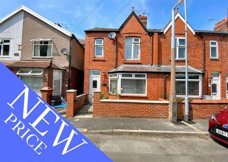 4 Bedrooms Terraced House for sale in Queen Street, Queensferry, Flintshire