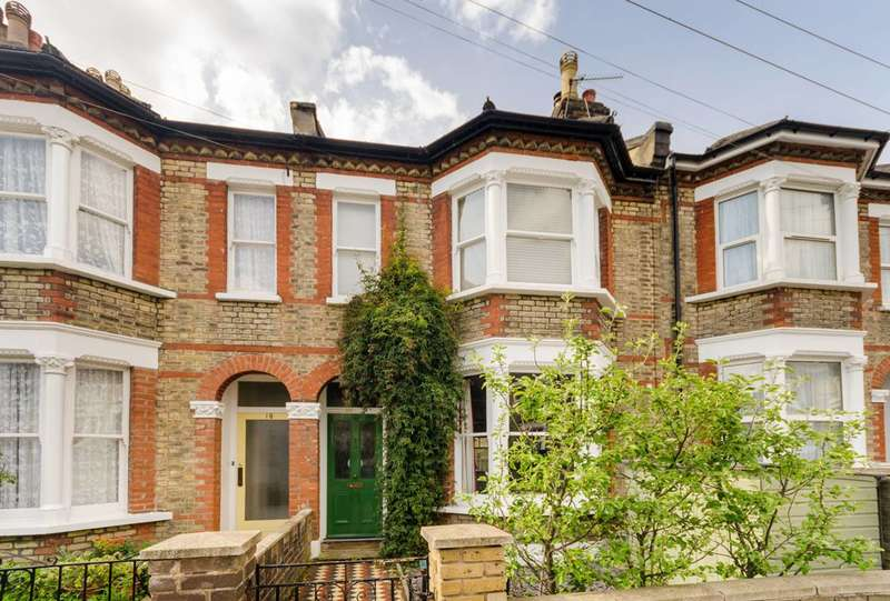 4 Bedrooms House for sale in Montrave Road, Penge, SE20