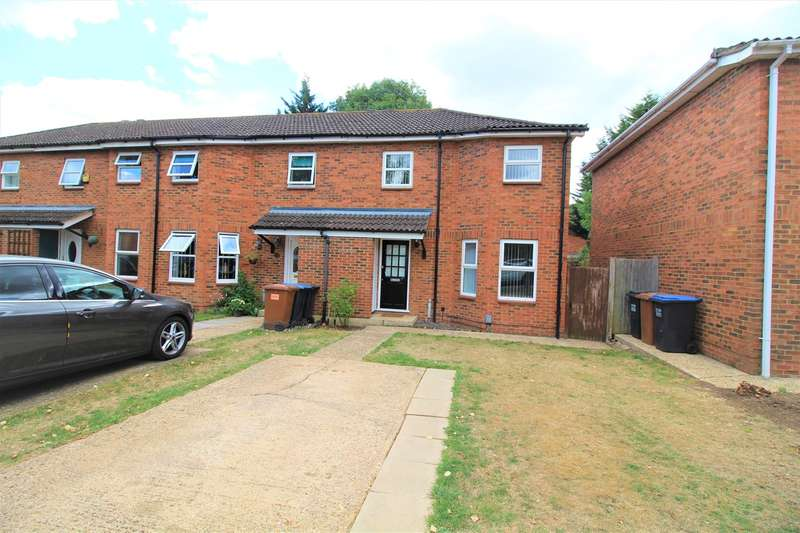 3 Bedrooms End Of Terrace House for rent in Bedwell Close, Welwyn Garden City, AL7