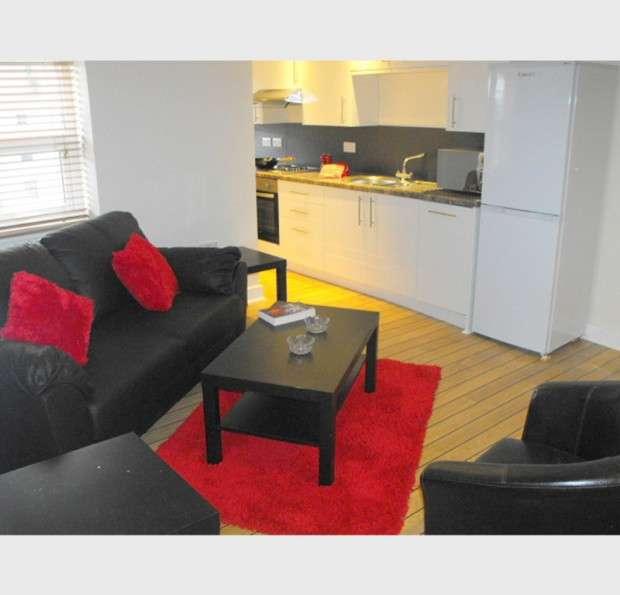 6 Bedrooms Flat for rent in The Jazz Bar Flat 2, Tithebarn Street, Preston, PR1