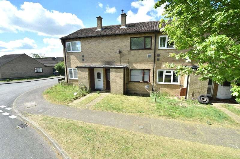 2 Bedrooms Terraced House for sale in Roebuck Drive, Lakenheath, Brandon, Suffolk, IP27