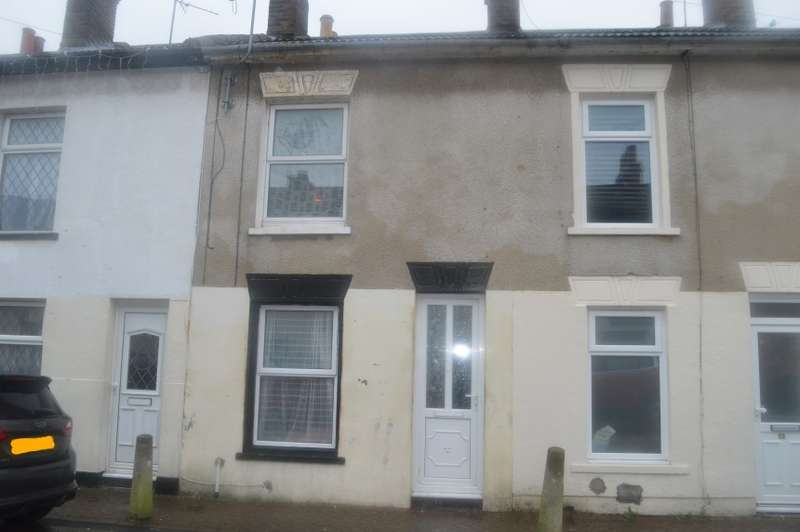 2 Bedrooms Terraced House for sale in 25 Clyde Street, Sheerness, Kent