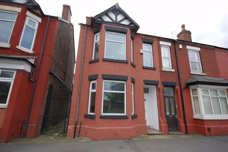 4 Bedrooms House for sale in Moseley Road, Fallowfield, Manchester