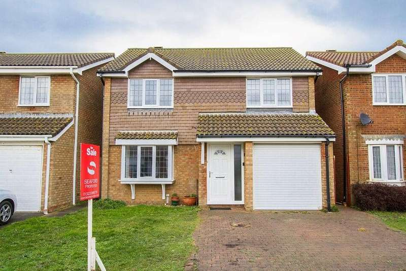 4 Bedrooms Detached House for sale in The Covers, Seaford