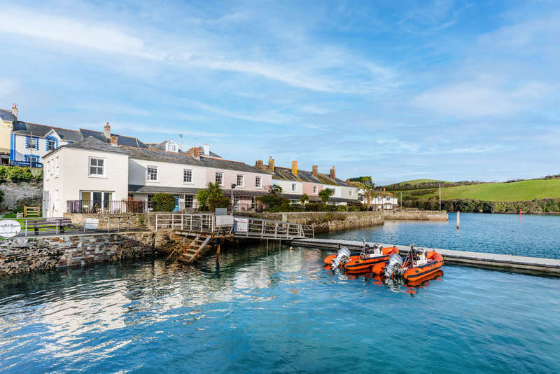 2 Bedrooms End Of Terrace House for sale in Victoria Quay, Salcombe