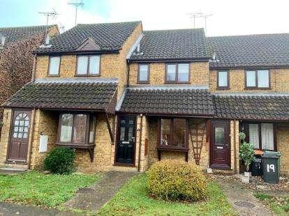 2 Bedrooms Terraced House for sale in Hockley Court, Watling Street, Hockliffe, Bedfordshire