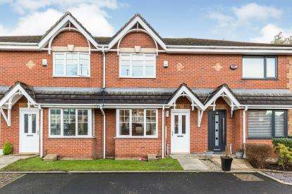3 Bedrooms Terraced House for sale in Mill View Court, Leyland, Lancashire, PR26