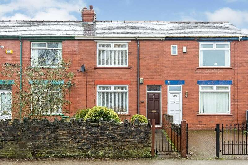 3 Bedrooms Terraced House for rent in City Road, Wigan, WN5