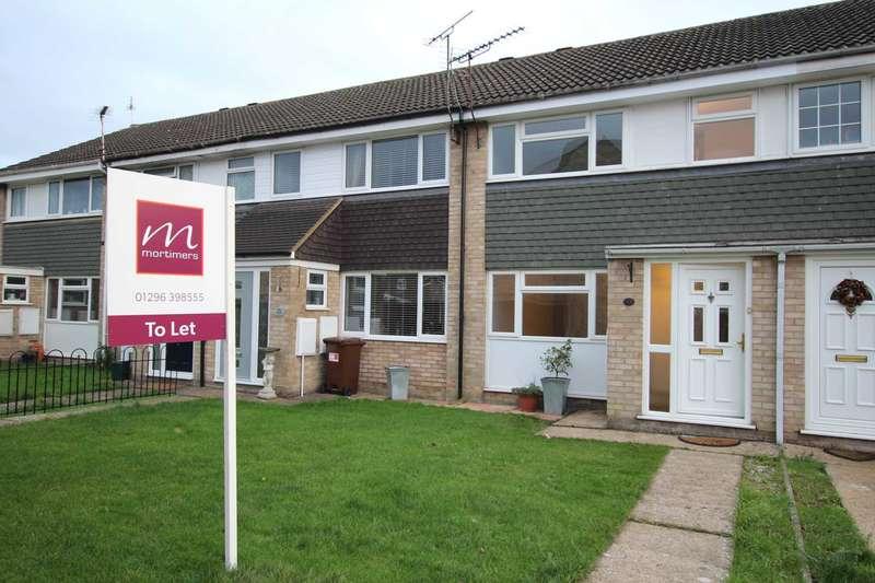 3 Bedrooms Terraced House for rent in Slattenham Close, Aylesbury