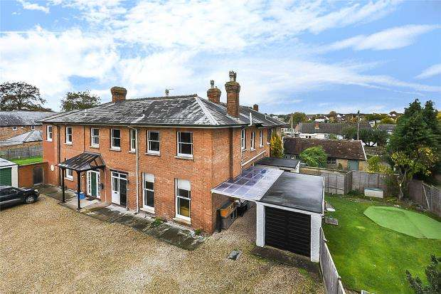 4 Bedrooms Semi Detached House for sale in The Glebe, Creech St Michael, Taunton, Somerset