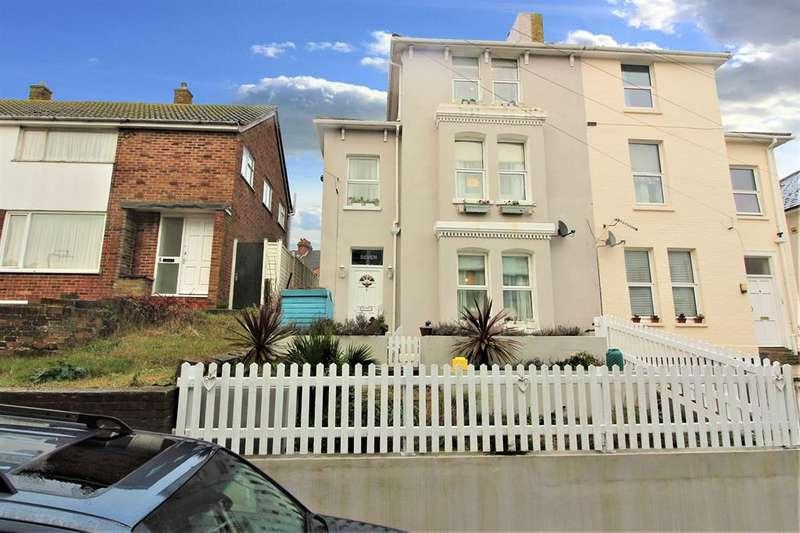 5 Bedrooms Semi Detached House for sale in London Street, Folkestone, Kent, CT20 1RA