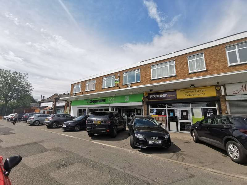 2 Bedrooms Flat for sale in 110-116 Turves Green