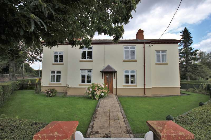 6 Bedrooms Detached House for sale in Cronton Road, Tarbock, Prescot, L35