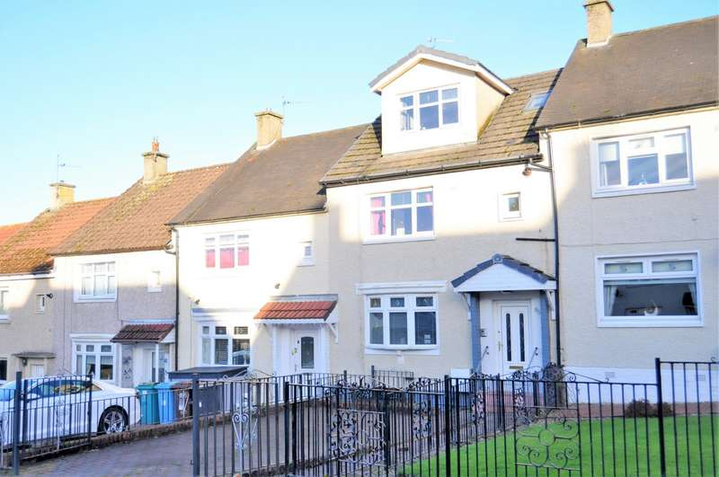 3 Bedrooms Terraced House for sale in 85 Kelvin Drive, Chryston