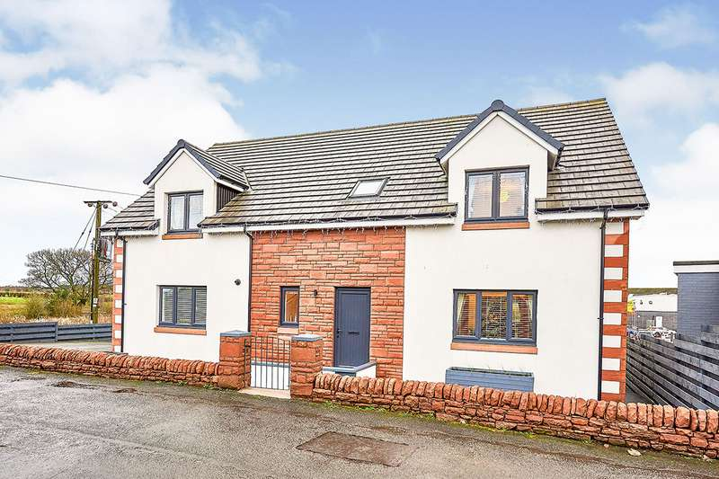 4 Bedrooms Detached House for sale in Gasstown, Dumfries, DG1