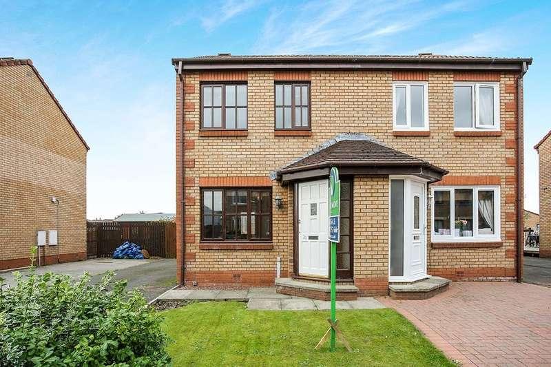 2 Bedrooms Detached House for rent in Wellington Avenue, Heathhall, Dumfries, DG1