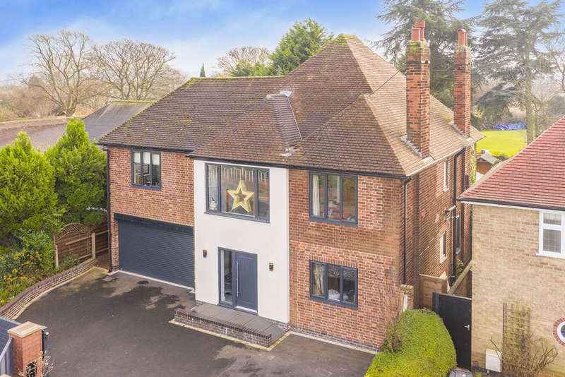 5 Bedrooms Detached House for sale in Boundary Road, West Bridgford, NG2 7BZ