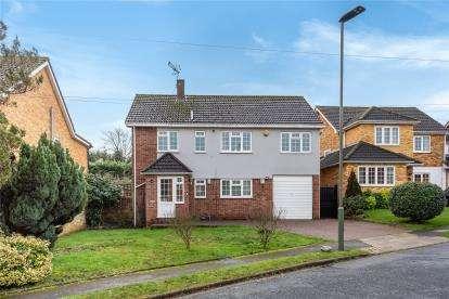 4 Bedrooms Detached House for sale in Hoblands End, Chislehurst