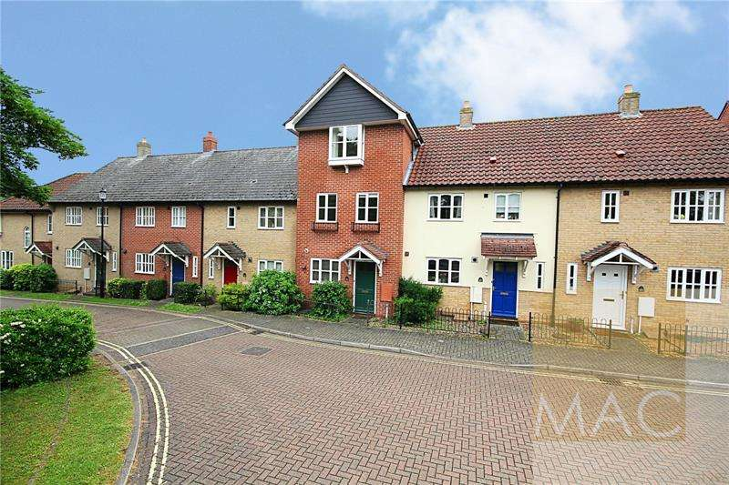3 Bedrooms Terraced House for rent in Old Convent Orchard, Bury St. Edmunds, Suffolk, IP33