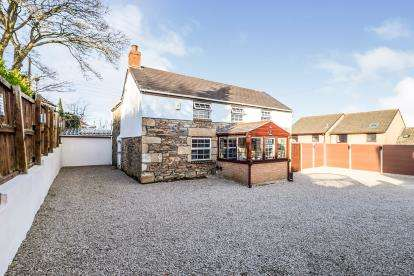 3 Bedrooms Detached House for sale in St Erth, Hayle, Cornwall