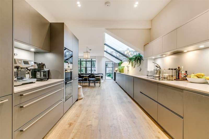 4 Bedrooms Terraced House for sale in Alwyn Avenue, London, W4