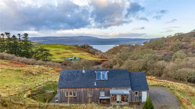 House for sale in Lower Mungosdail, Drimnin, Oban, PA80