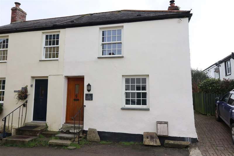 2 Bedrooms Cottage House for rent in Chapel Street, Probus