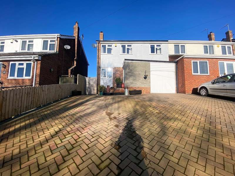 3 Bedrooms Semi Detached House for sale in School Close, Braunston, NN11 7JD